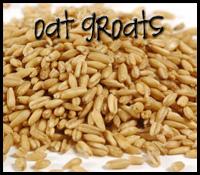 raw oat groats